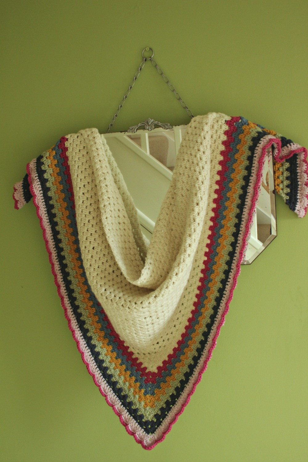 Luxury Really Easy Crochet Shawl A Simple Granny Triangle Simple Crochet Of Marvelous 42 Ideas Simple Crochet