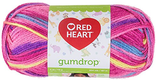 Luxury Red Heart E800 620 Red Heart Gumdrop Yarn Cherry Price Red Heart Gumdrop Of Gorgeous 35 Images Red Heart Gumdrop