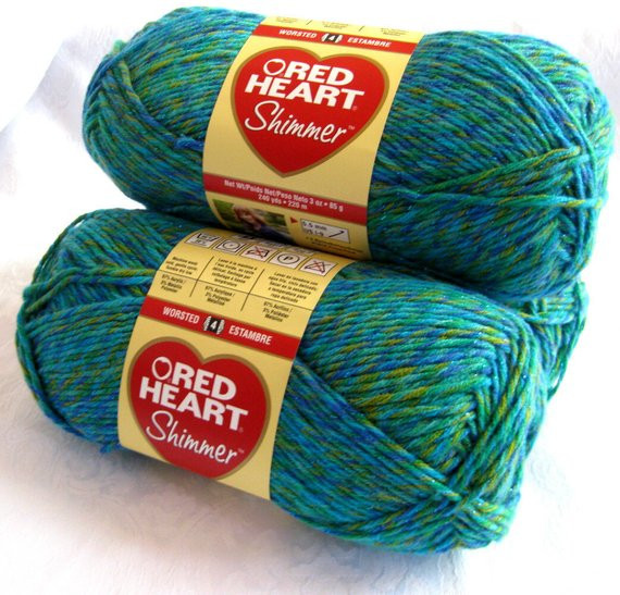 Luxury Red Heart Shimmer Yarn Peacock Blue with Hints Of by Red Heart Sparkle Yarn Of Top 49 Pics Red Heart Sparkle Yarn