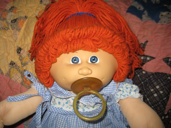 Luxury Reserved Vintage Cabbage Patch Kid Doll Girl Ginger Cabbage Patch Kids for Sale Of Marvelous 47 Pics Cabbage Patch Kids for Sale