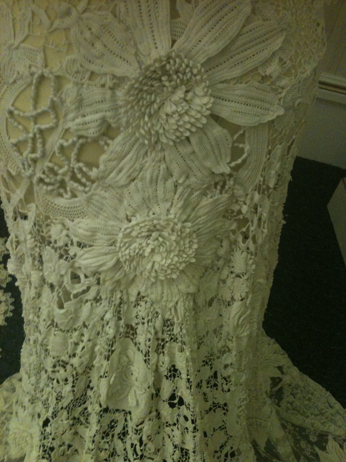 Luxury Rosemary Cathcart Antique Lace and Vintage Fashion the Irish Crochet Lace Of Wonderful 42 Images Irish Crochet Lace