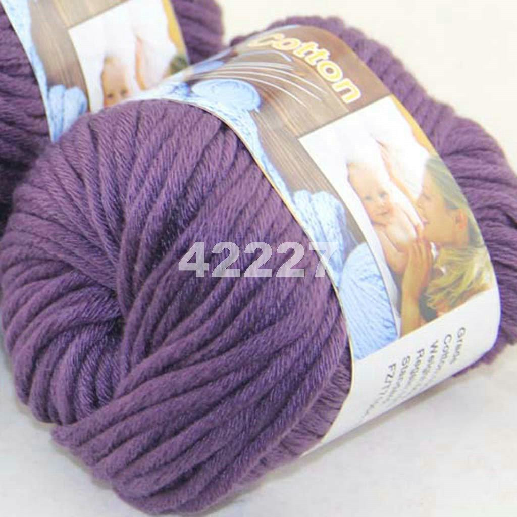 Sale New 1 Skeinx50g Soft Worsted Cotton Chunky Super