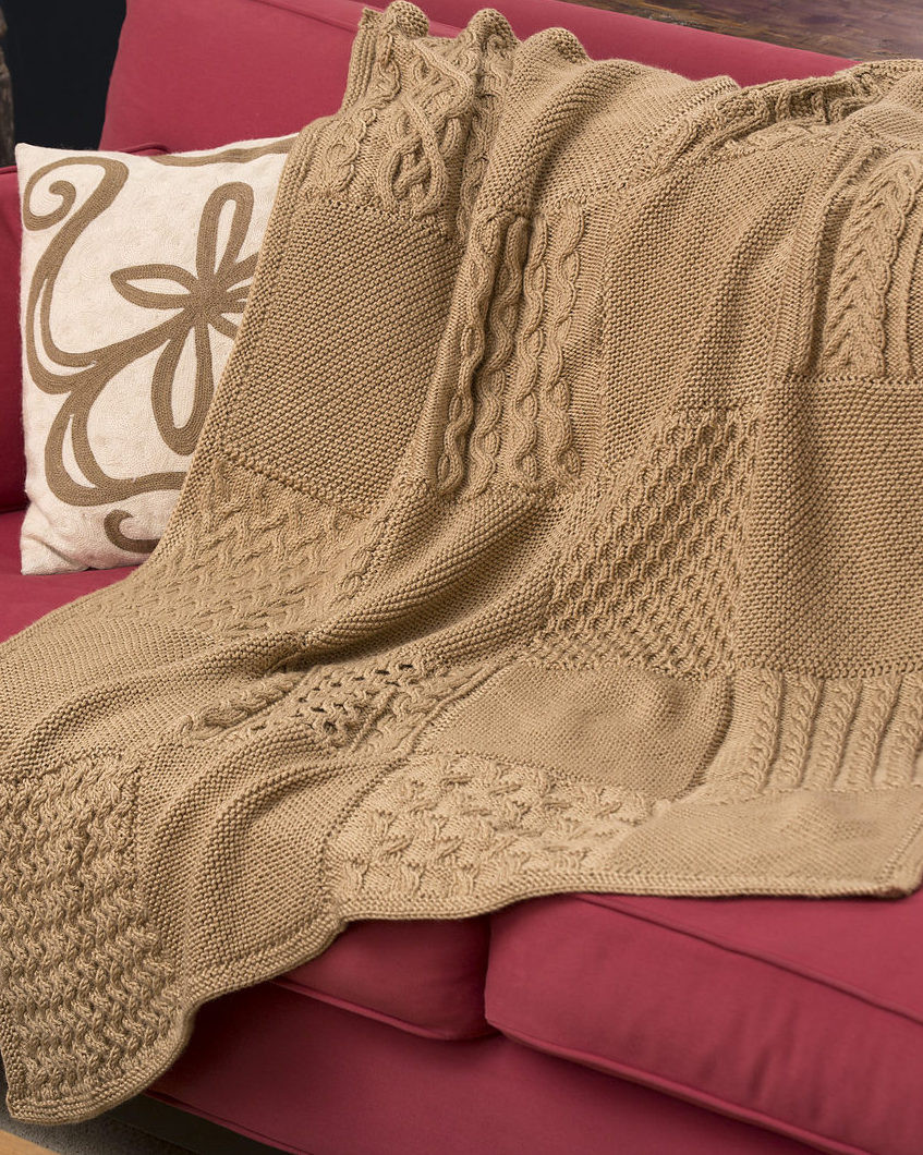 Luxury Sampler Knitting Patterns for Afghans Accessories and Knitted Throw Pattern Of Awesome 45 Photos Knitted Throw Pattern