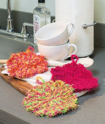 Luxury Scalloped Edge Scrubby Free Crochet Pattern In Red Heart Red Heart Yarn Free Patterns Of Superb 44 Pics Red Heart Yarn Free Patterns