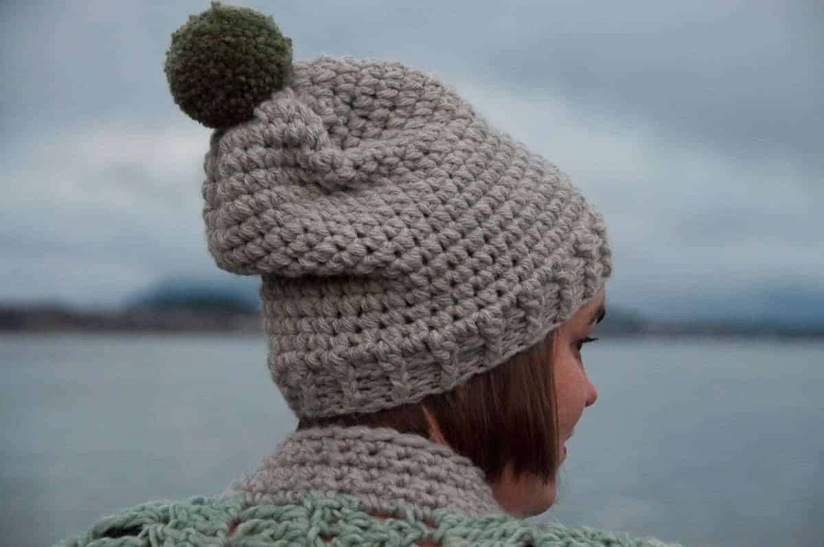 Scato Hat Crochet Pattern • Easy Crochet Pattern • Joy of