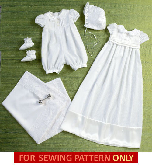Luxury Sewing Pattern Make Baby Baptism Dedication Christening Baptism Gown Pattern Of Fresh 43 Ideas Baptism Gown Pattern