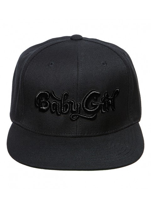 Shemar Moore Merchandise Baby Girl Puff Embroidered Hat
