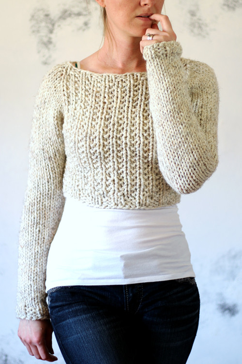 Luxury Silence Sweater Crop top Knitting Pattern – Brome Fields Crop top Pattern Of Amazing 41 Models Crop top Pattern