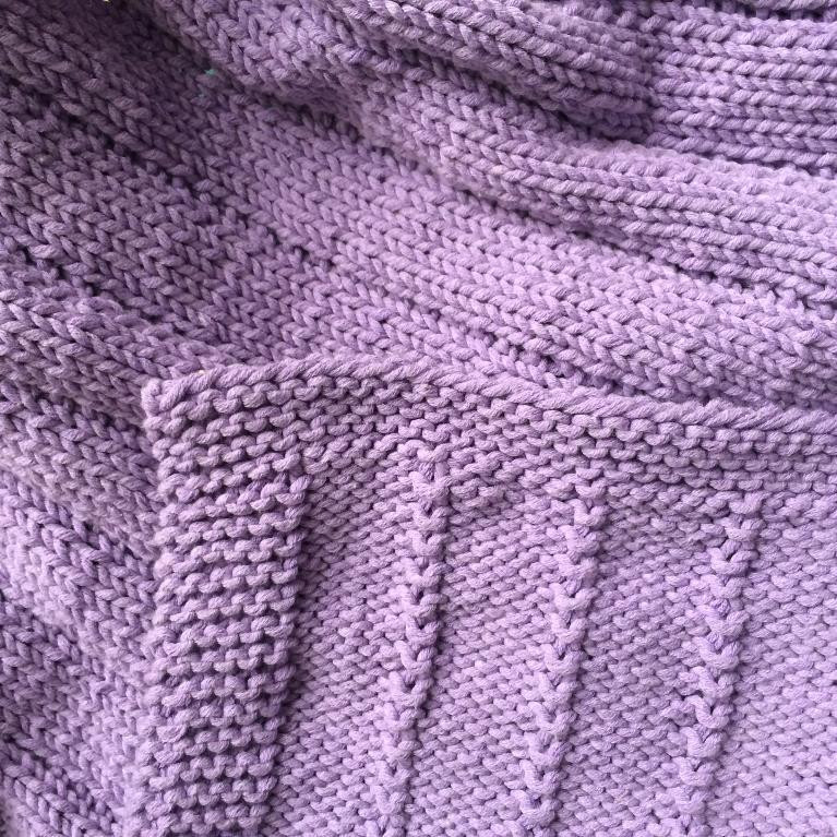 Luxury Simple Baby Knit Blanket by Lovelaughquilt Craftsy Simple Knitted Baby Blanket Of Contemporary 44 Pics Simple Knitted Baby Blanket