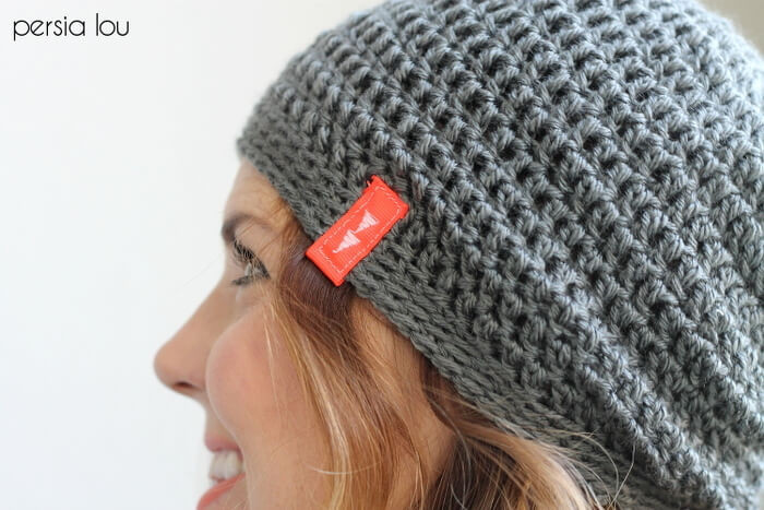Luxury Simple Slouchy Crochet Hat Pattern for Beginners Easy Crochet Beanie Pattern Of Awesome A Variety Of Free Crochet Hat Patterns for Making Hats Easy Crochet Beanie Pattern
