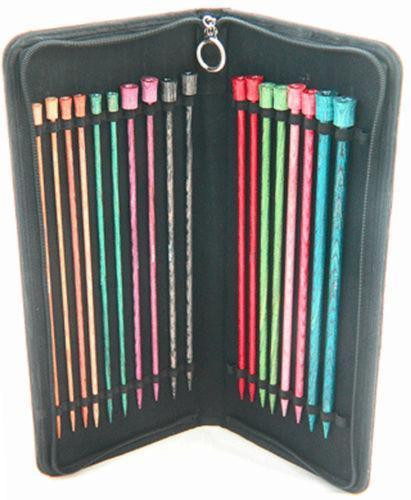single point knitting needle set