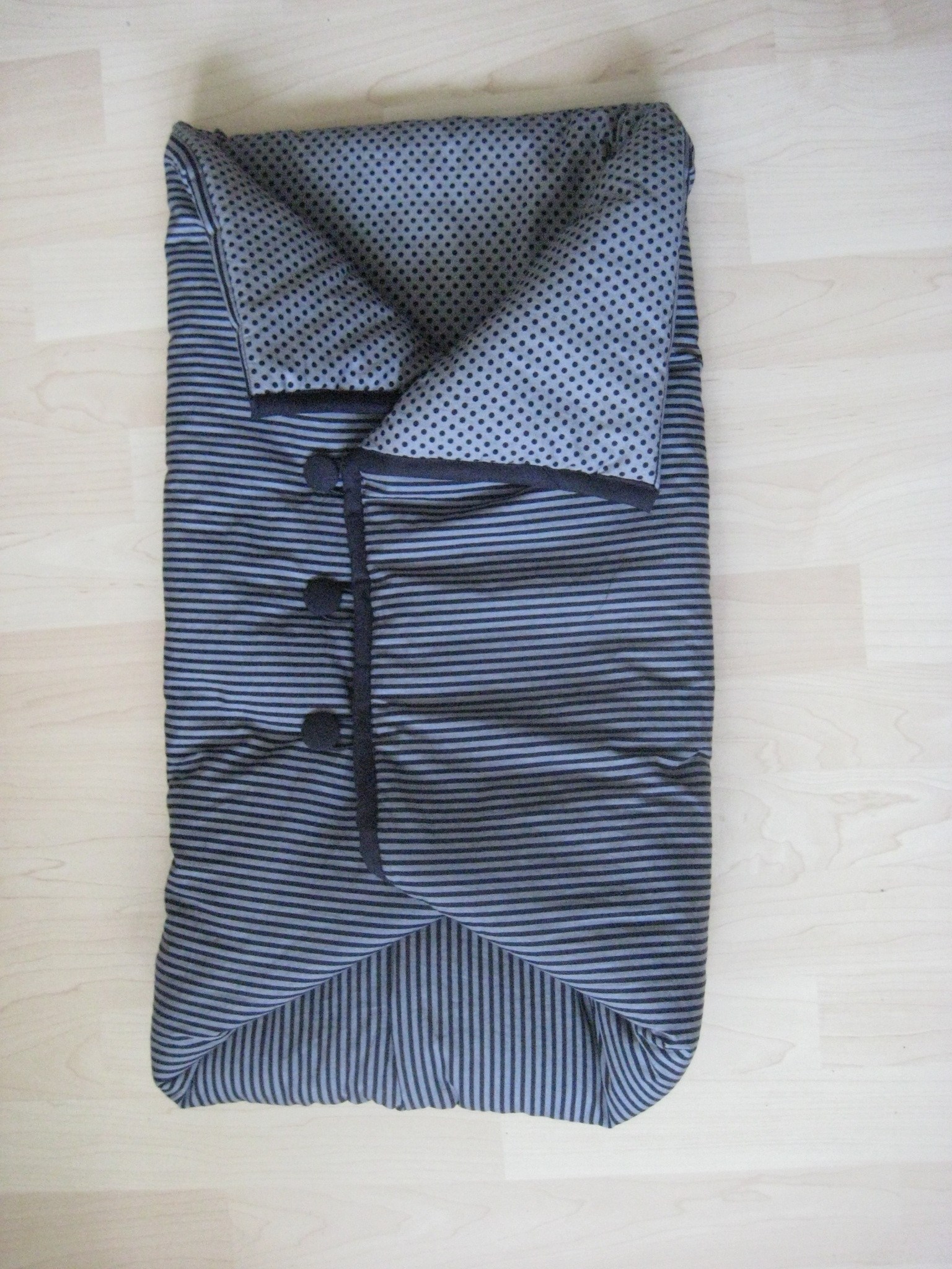 Sleeping bag – Sewing Projects
