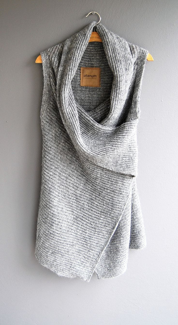 Luxury Sleeveless Grey Sweater Wrap Pretty Frocks Knitted Vest Of Great 48 Pics Knitted Vest