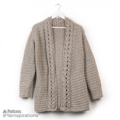 Luxury Slouchy Crochet Cardigan Crochet Patons Alpaca Blend Of Attractive 44 Images Patons Alpaca Blend