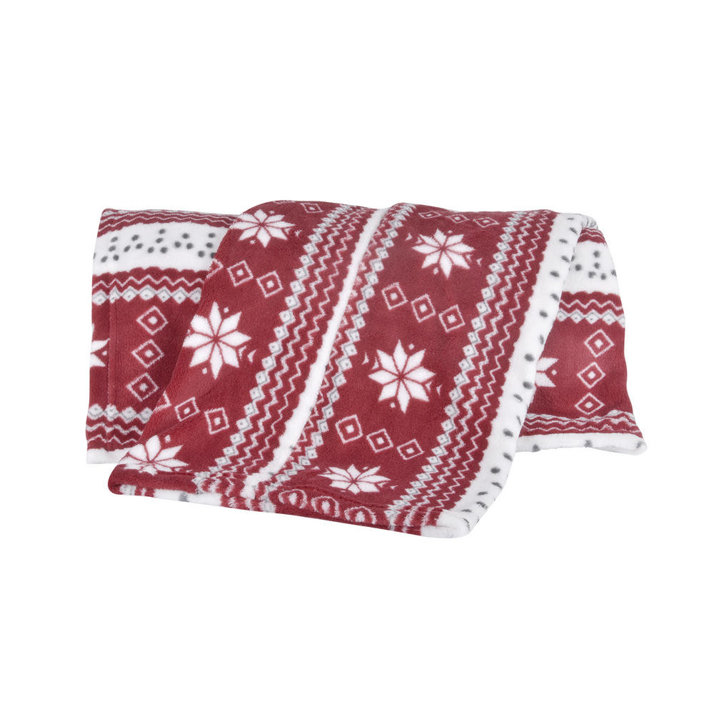 Luxury Snowflake Patterned Snuggle Blanket Cosy Fleece with Sleeves Snowflake Blanket Of Lovely 50 Models Snowflake Blanket