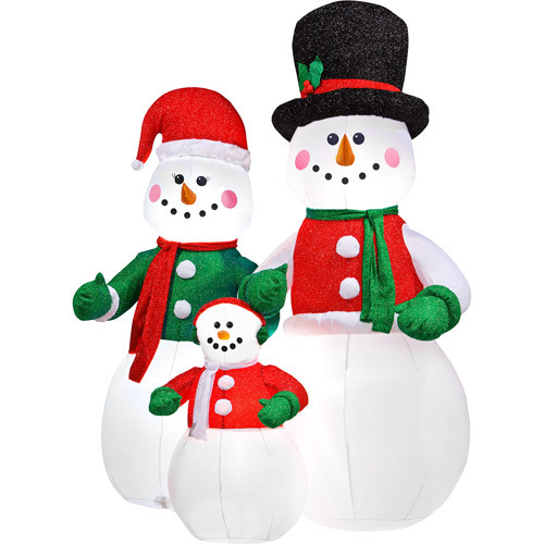 Snowman Christmas Decorations letter of re mendation