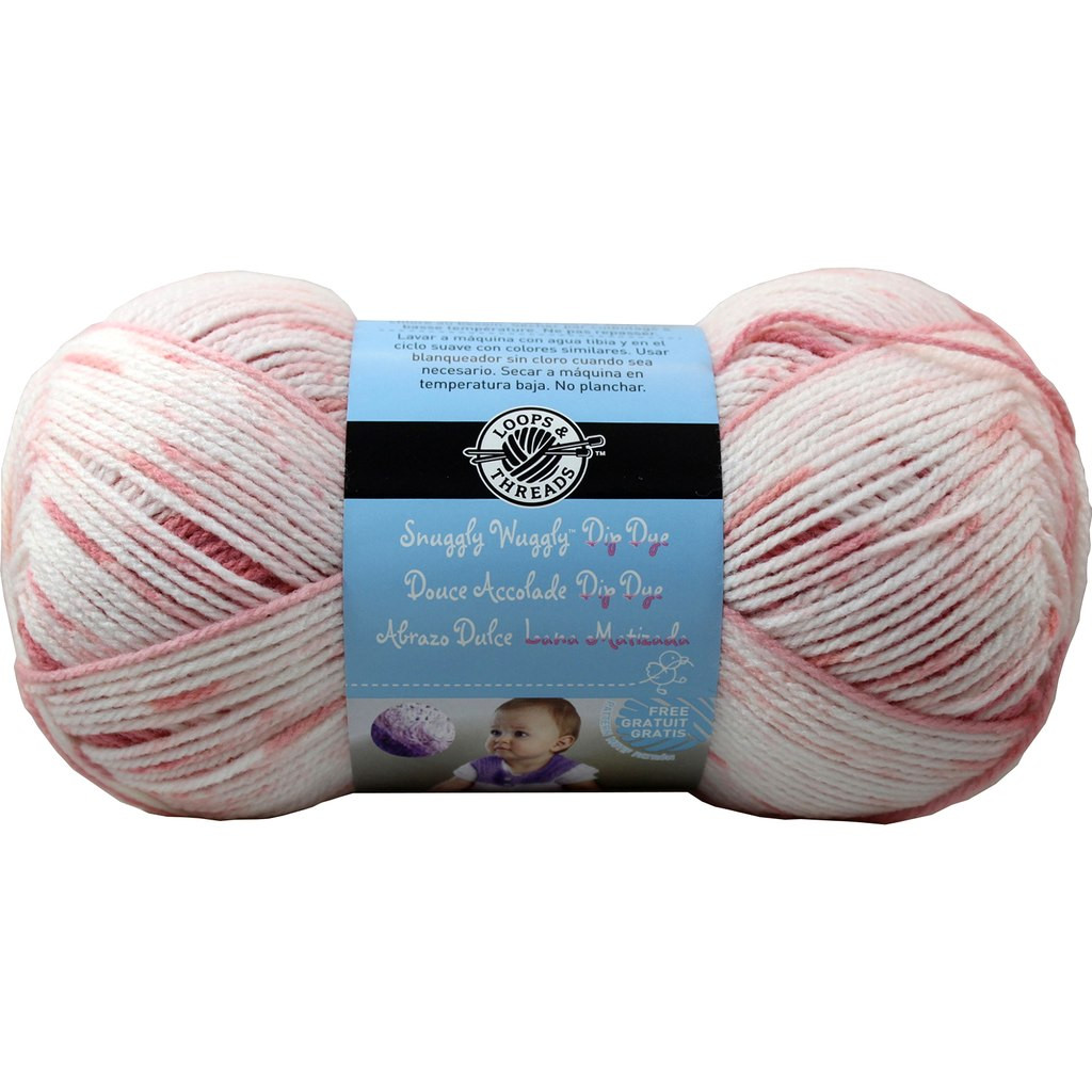 Snuggly Wuggly™ Dip Dye Yarn by Loops & Threads