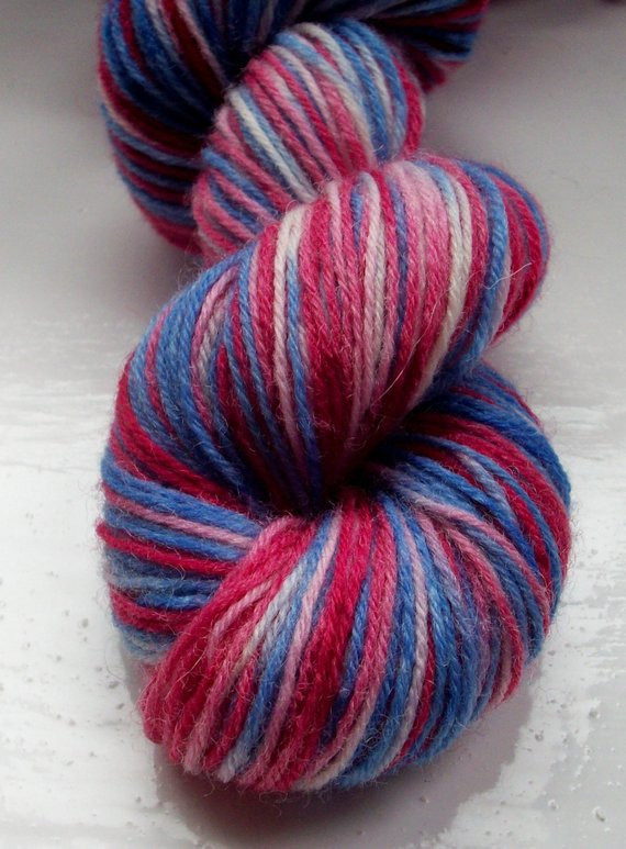 Luxury sock Yarn Hand Dyed Wool Hand Painted Patriotic Red Red White and Blue Yarn Of Awesome 48 Pictures Red White and Blue Yarn