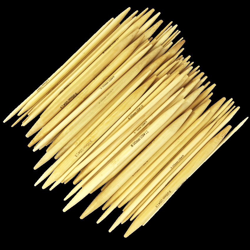 """Luxury Stitchberry 6"""" Double Pointed Bamboo Knitting Needles Double Pointed Knitting Needles Of Lovely 40 Ideas Double Pointed Knitting Needles"""