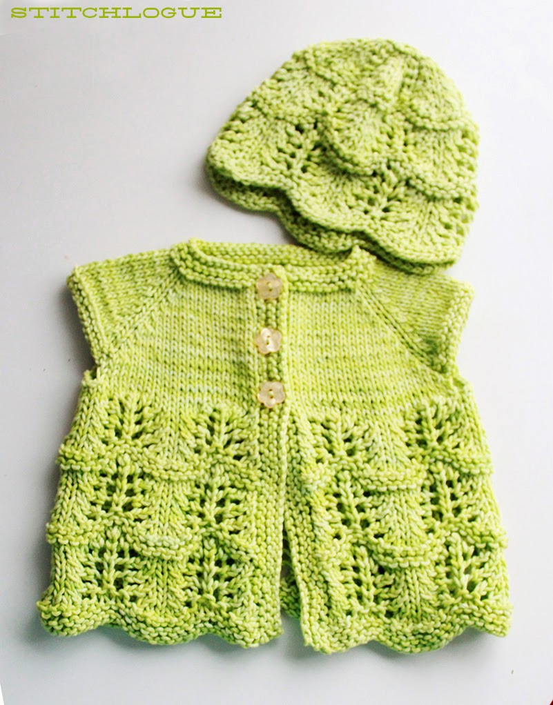 Stitchlogue Blog handmade by Calista Free Knitting