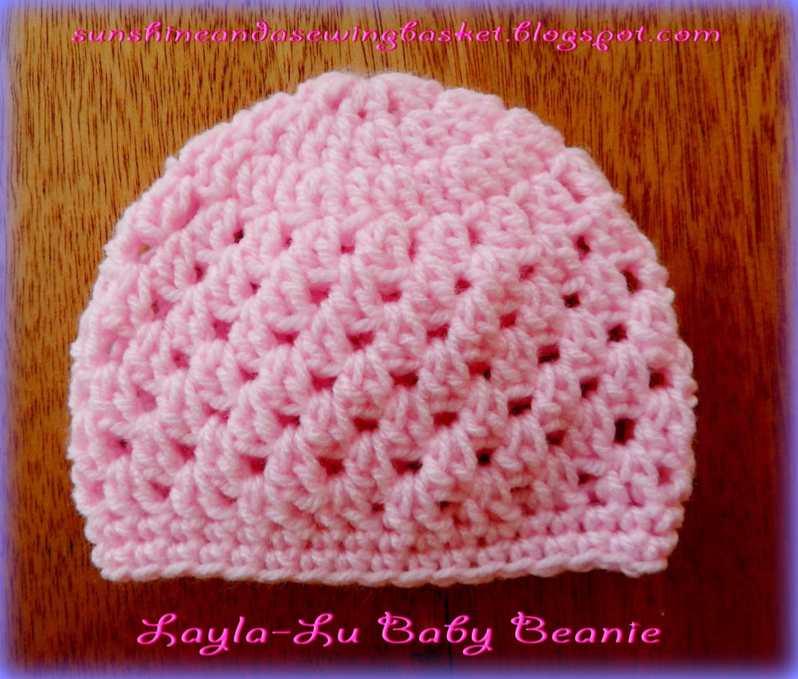 Luxury Sunshine and A Sewing Basket Layla Lu Beanie Easy Crochet toddler Hat Of Superb 50 Images Easy Crochet toddler Hat