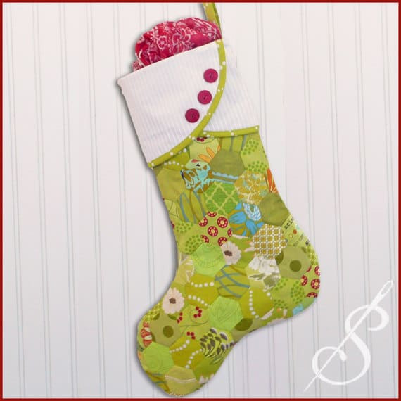 Luxury Surprise Santa with the Cutest Christmas Stocking Sewing Christmas Stocking Sewing Pattern Of Marvelous 44 Models Christmas Stocking Sewing Pattern