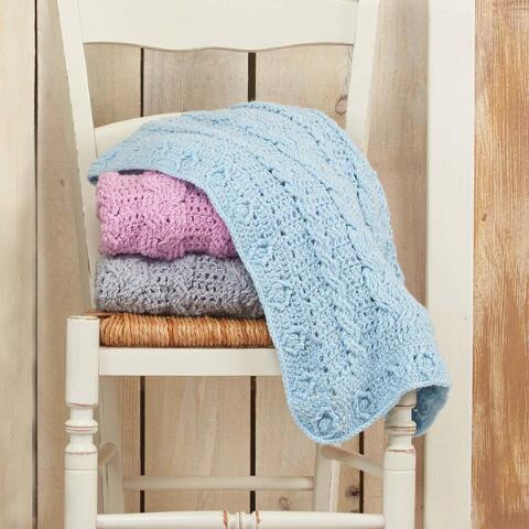 Luxury Tailynn Cabled Baby Blanket Crochet Afghan Kit Baby Blanket Kits Of Delightful 48 Pictures Baby Blanket Kits