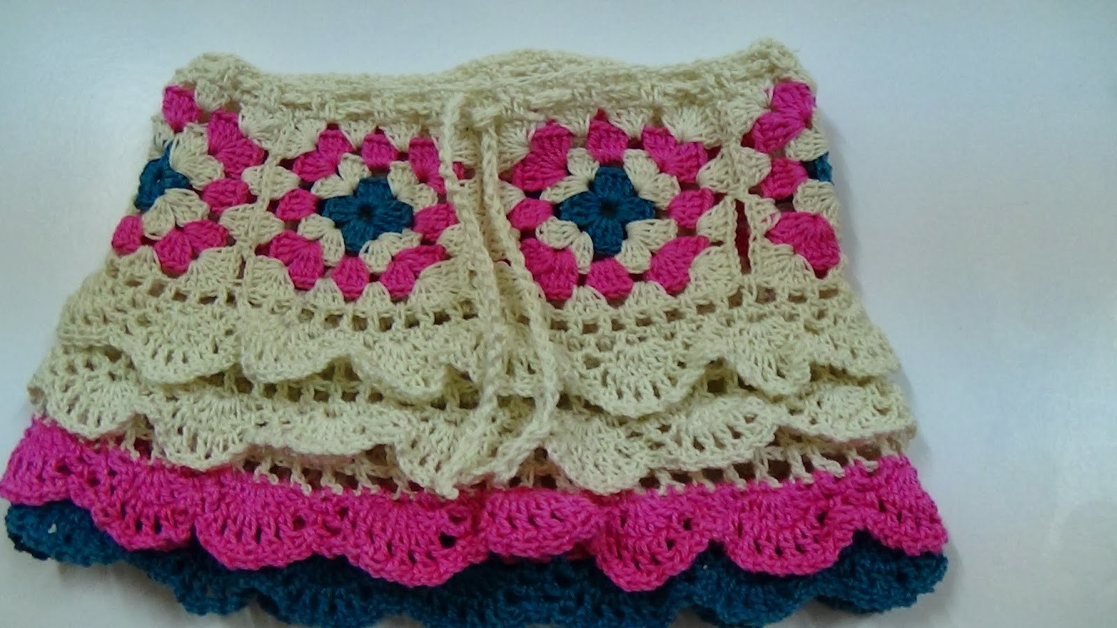Luxury the Crochet World Crochet Granny Square Skirt Granny Stitch Crochet Of Amazing 45 Models Granny Stitch Crochet