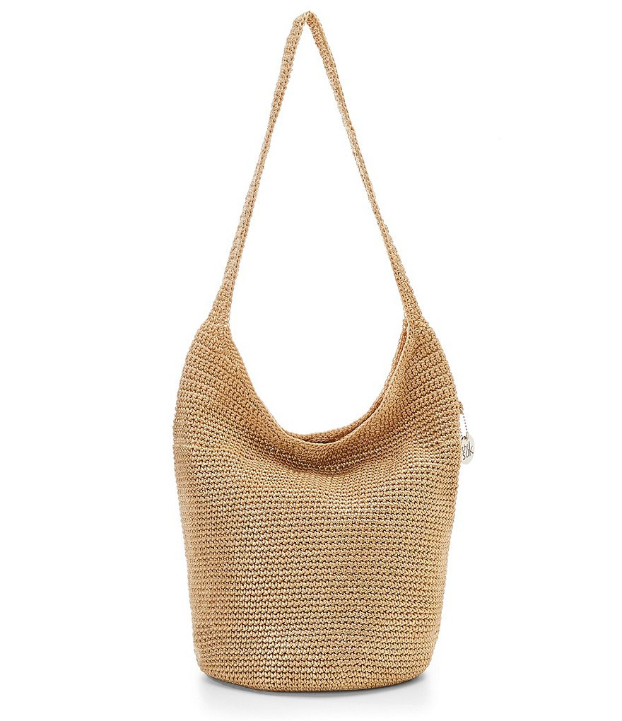 Luxury the Sak Palm Springs Metallic Crochet Hobo Bag Crochet Hobo Bag Of Adorable 47 Pictures Crochet Hobo Bag