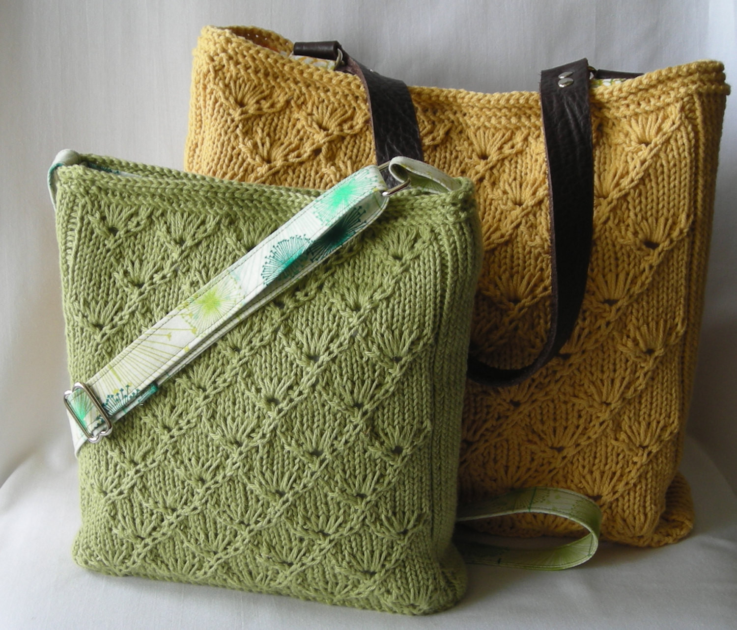 The Significance Knitting Bags Crochet and Knit