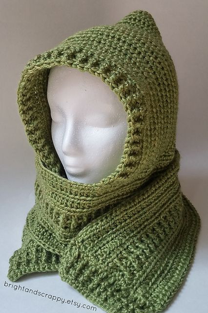Luxury This Intermediate Hooded Scarf Pattern Will Keep You Warm Crochet Hooded Scarf Of Wonderful 48 Images Crochet Hooded Scarf
