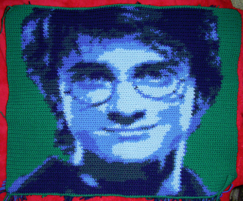 Luxury totallee Crochet Artist Harry Potter Crochet Blanket Of Luxury 42 Models Harry Potter Crochet Blanket