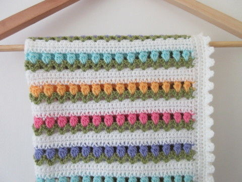 Luxury Tulip Baby Blanket Crochet Pattern Different Crochet Stitches for Blankets Of Innovative 40 Pictures Different Crochet Stitches for Blankets
