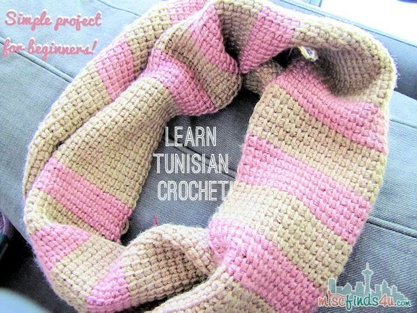 Luxury Tunisian Crochet Free Infinity Scarf Pattern Baby to Free Crochet Scarf Patterns for Beginners Of Gorgeous 46 Pictures Free Crochet Scarf Patterns for Beginners