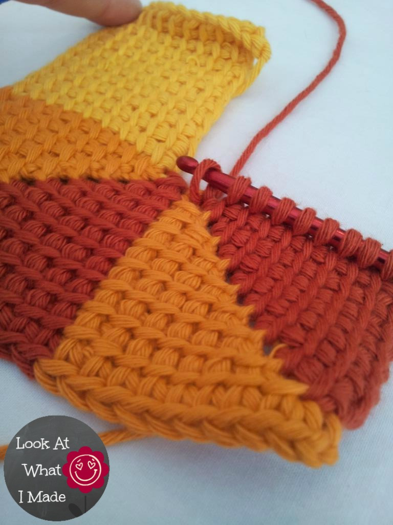 Luxury Tunisian Crochet Ten Stitch Blanket Free Pattern ⋆ Look Tunisian Crochet Knit Stitch Of Superb 46 Pictures Tunisian Crochet Knit Stitch