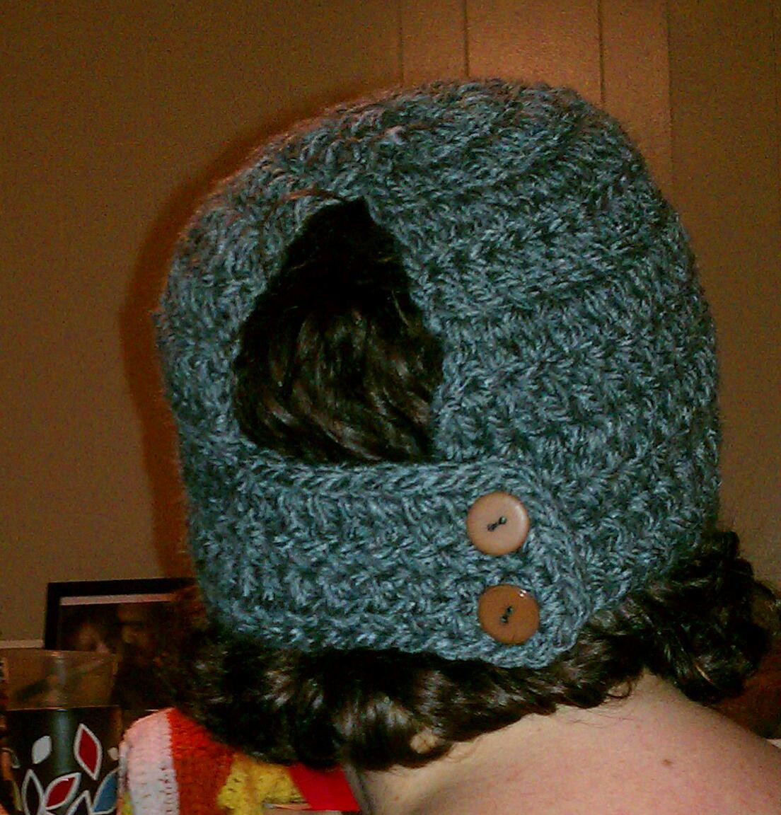 Luxury Tw In Stitches toasty Warm Ponytail Hat Ponytail Beanie Pattern Of Adorable 50 Models Ponytail Beanie Pattern