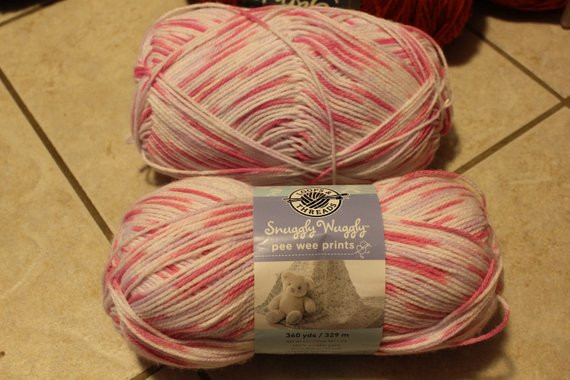 Luxury Two Skeins Loops and Threads Snuggly Wuggly Prints Snuggly Wuggly Yarn Of Amazing 49 Photos Snuggly Wuggly Yarn