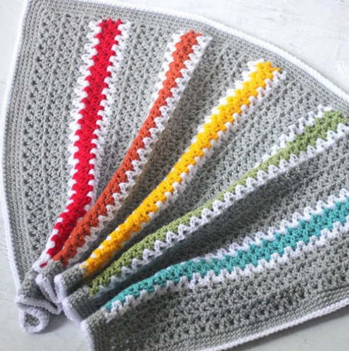 Luxury V Stitch Rainbow Crochet Blanket Pattern Rainbow Crochet Blanket Of Great 40 Photos Rainbow Crochet Blanket