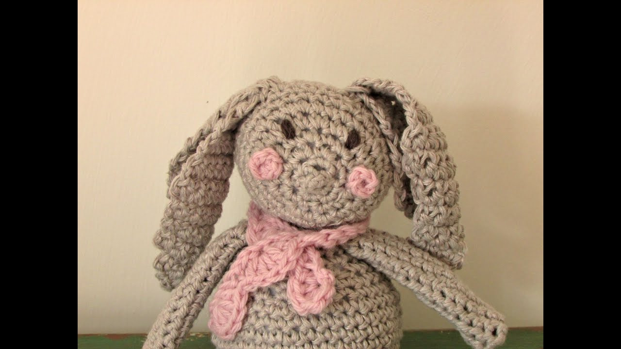 Luxury Very Easy Crochet Bunny Tutorial Amigurumi Rabbit for Crochet for Beginners Youtube Of Fresh 43 Ideas Crochet for Beginners Youtube