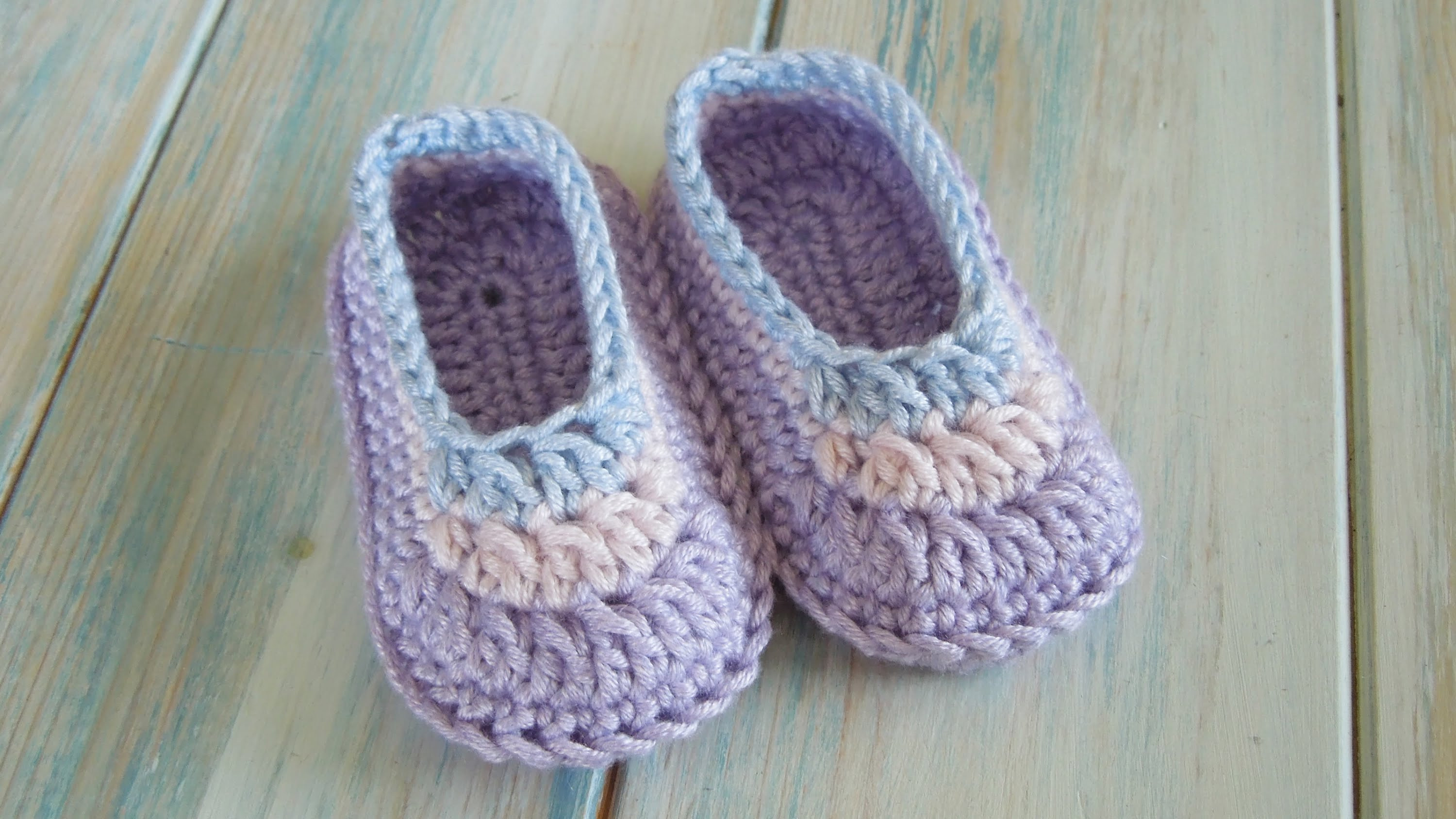 Luxury [video Tutorial] Lovely Crochet Baby Booties Made Simple Simple Crochet Of Marvelous 42 Ideas Simple Crochet