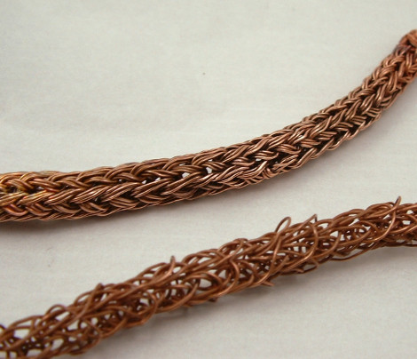 Luxury Viking Knit Unraveled and Revealed Viking Wire Weaving Of Gorgeous 43 Images Viking Wire Weaving