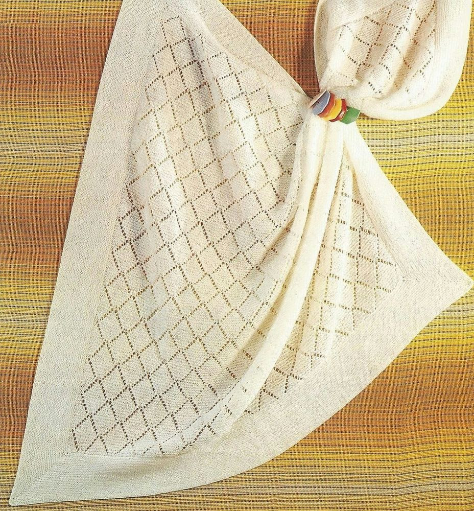Luxury Vintage Baby Babies Knitting Pattern for A Square Shawl Free Knitting Patterns for Baby Blankets and Shawls Of Innovative 43 Pictures Free Knitting Patterns for Baby Blankets and Shawls