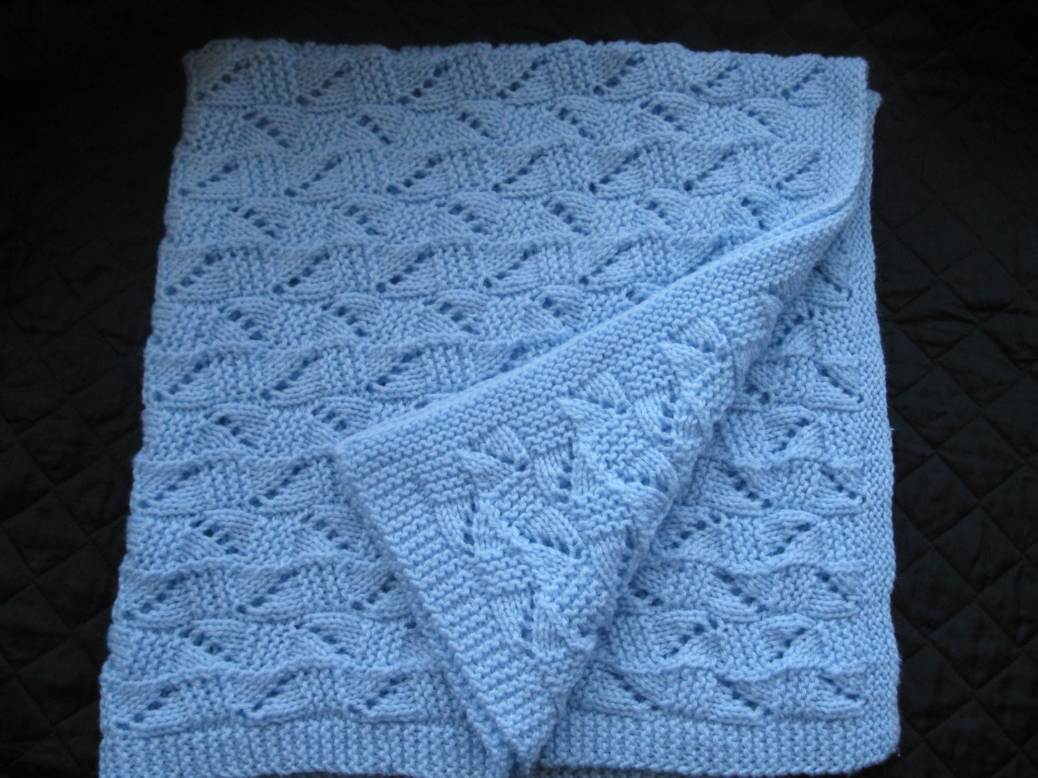 Luxury Vintage Hand Knitted Baby Blanket Lovely soft Knit by Hand Knitted Baby Blankets Of Gorgeous 42 Pics Hand Knitted Baby Blankets