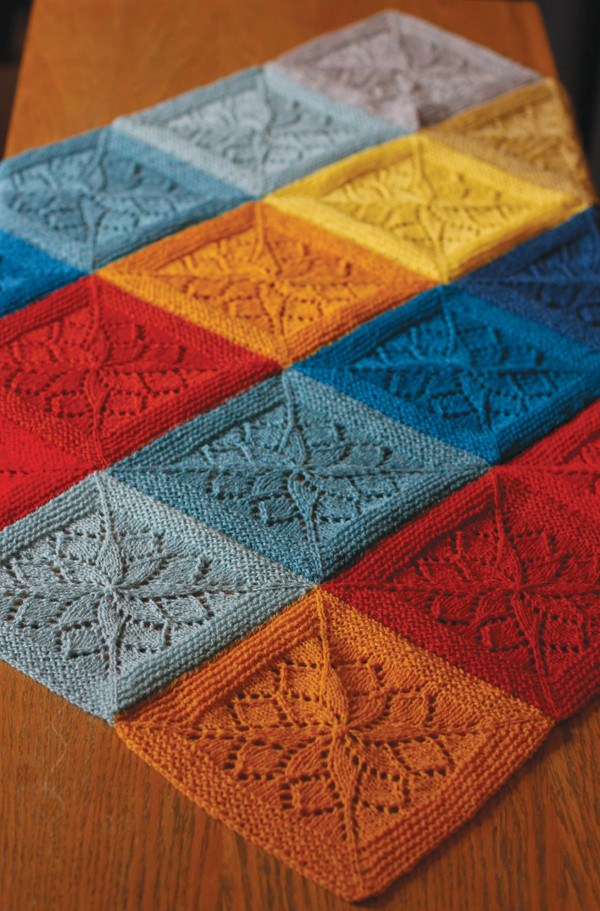 Luxury Vivid Blanket by Emily Wessel Knitted Blanket Squares Of Unique 45 Photos Knitted Blanket Squares