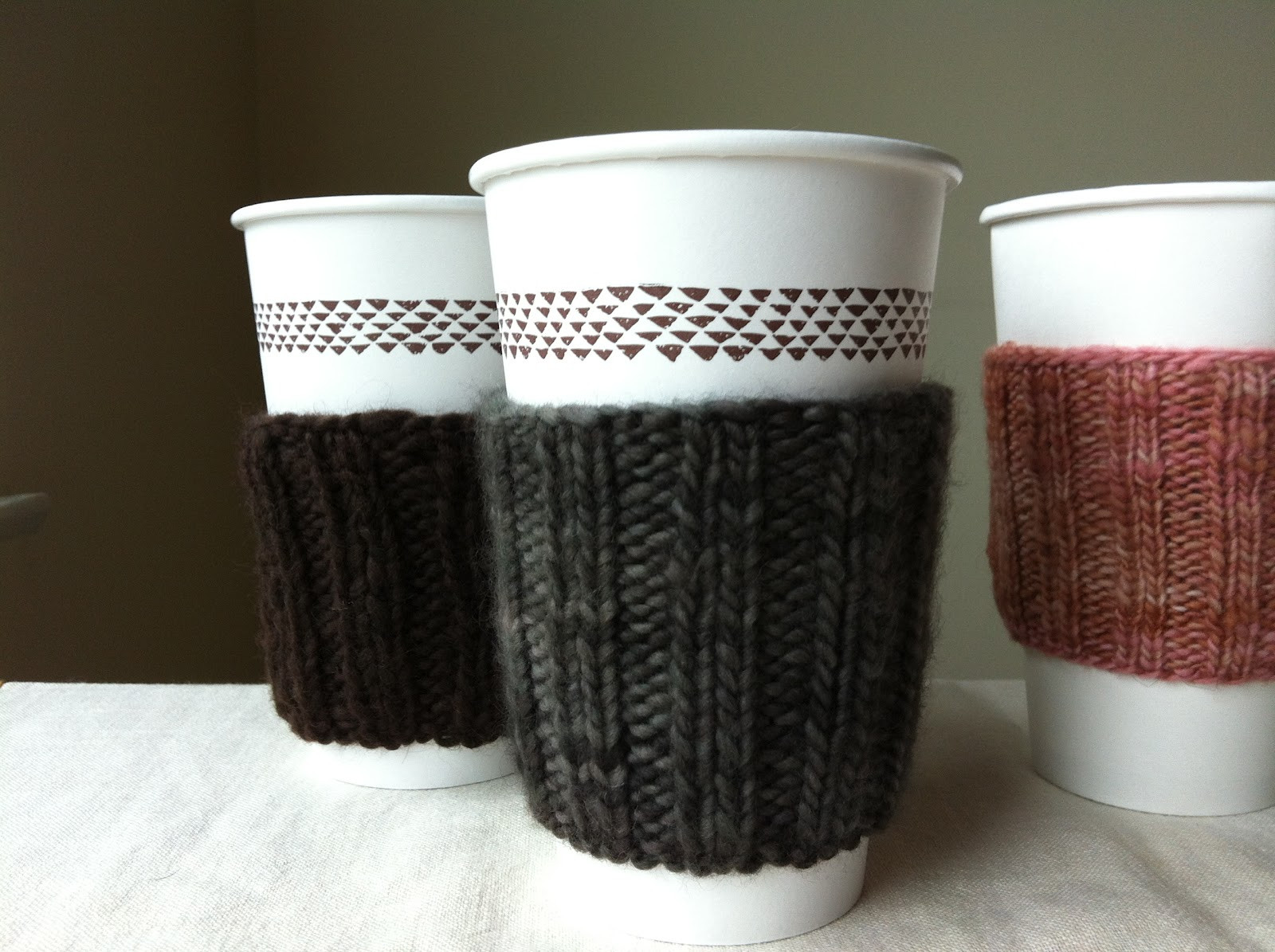 Luxury We Bloom Here A Coffee Cup Cosy Coffee Cup Cozy Of Awesome 47 Images Coffee Cup Cozy