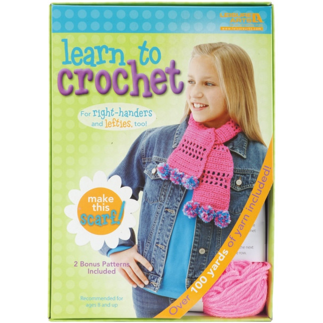 Luxury Weekend Kits Blog Learn to Knit & Crochet Kits for Kids Learn to Crochet Kit Of Top 39 Pictures Learn to Crochet Kit