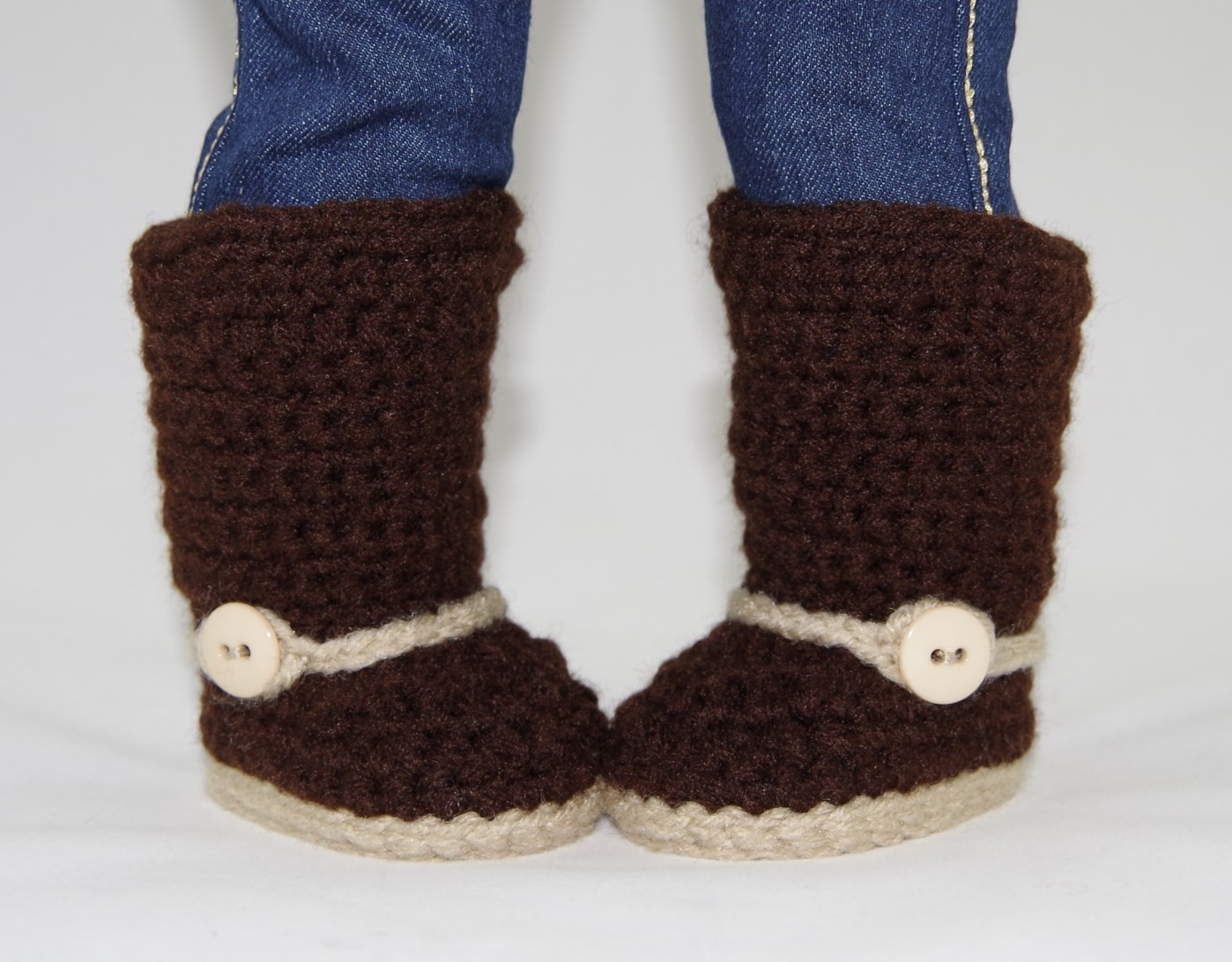 Luxury Western Riding Boots Crochet Pattern – Fits American Girl Crochet Boot Of Awesome 46 Photos Crochet Boot