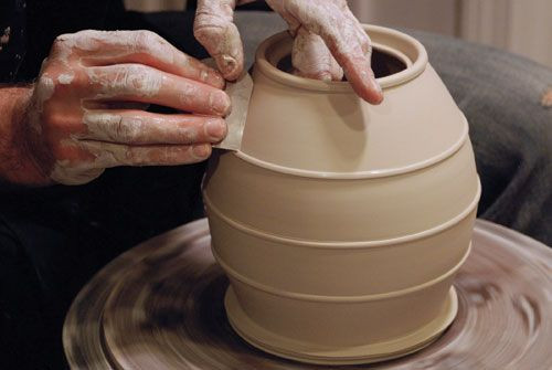 Luxury Wheel Thrown Pottery On Pinterest Clay Pottery Making Of Gorgeous 43 Photos Clay Pottery Making