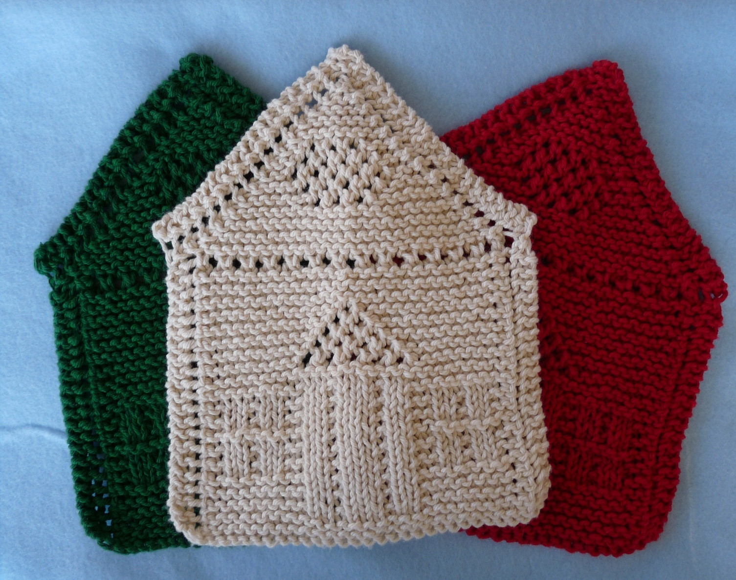Luxury Whiskers & Wool January 2012 Knitted Dishcloth Patterns for Christmas Of Adorable 43 Pics Knitted Dishcloth Patterns for Christmas