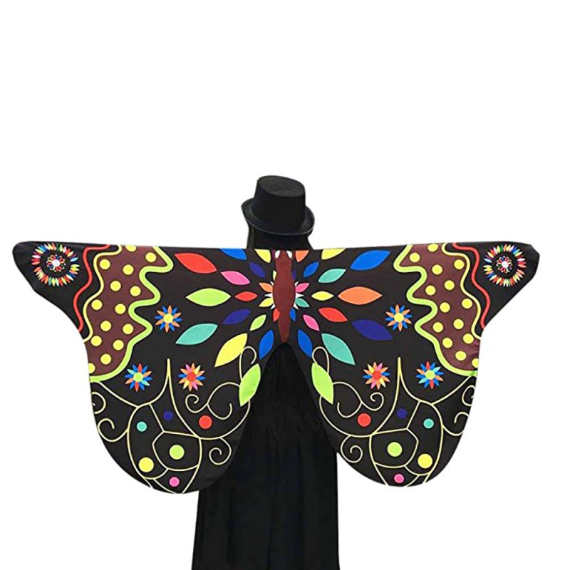 Luxury Women butterfly Wing Beach towel Shawl Wrap Girl Swimwear butterfly Shawl Of Wonderful 44 Pics butterfly Shawl